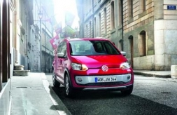 Новинка Volkswagen Cross up 2013