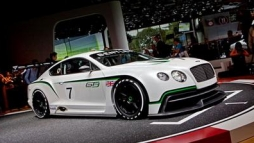 Новый Bentley Continental GT3 2014
