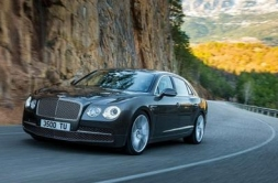 Новый Bentley Flying Spur 2014