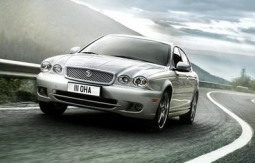 Новый Jaguar X-type 2014