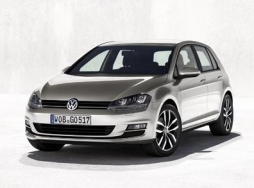 Тест драйв Volkswagen Golf 7 2013